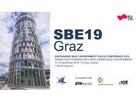 Call for Abstracts: SBE19 Graz | Deadline verlängert