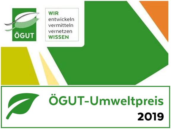 ÖGUT-Umweltpreis 2019