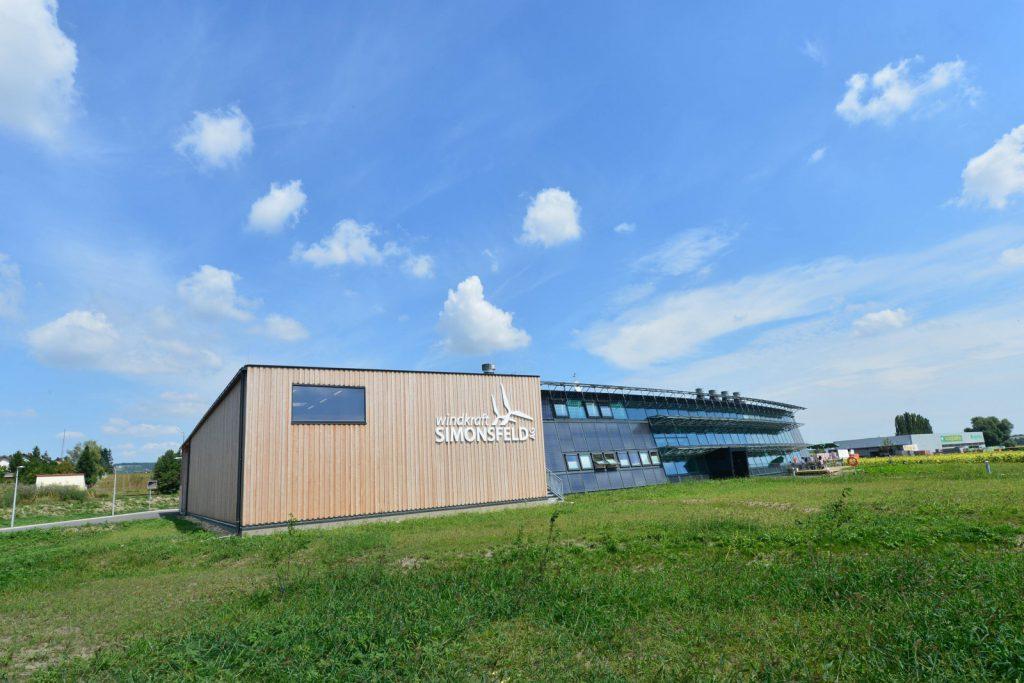 Neubau Plus Energiegebäude