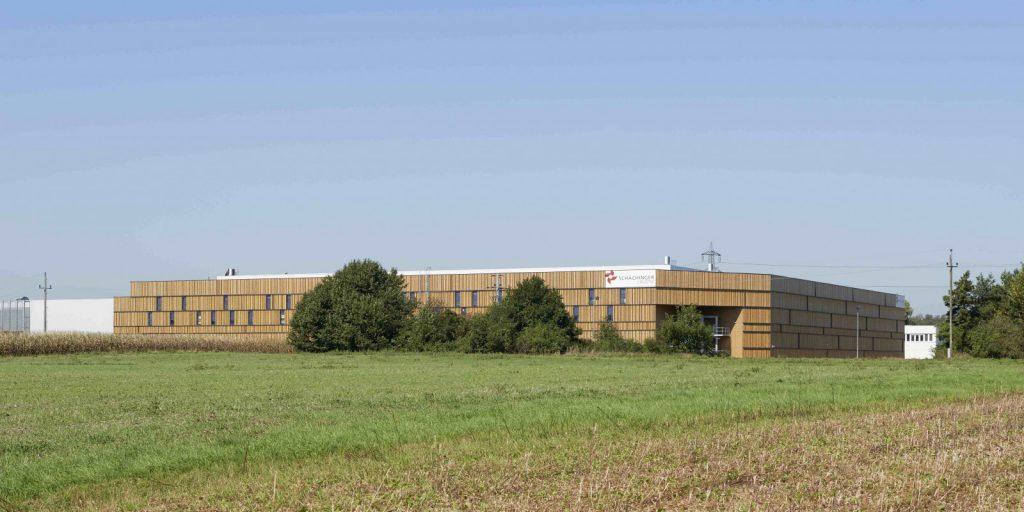 Neubau Schachinger Logistik