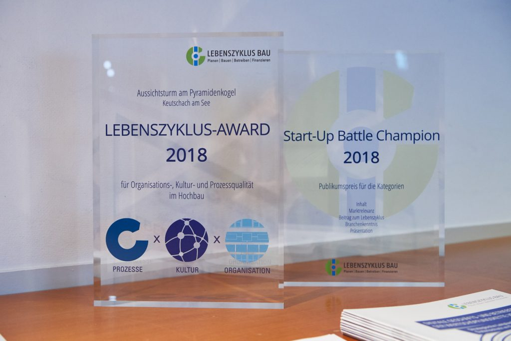 Lebenszyklus-Award 2018