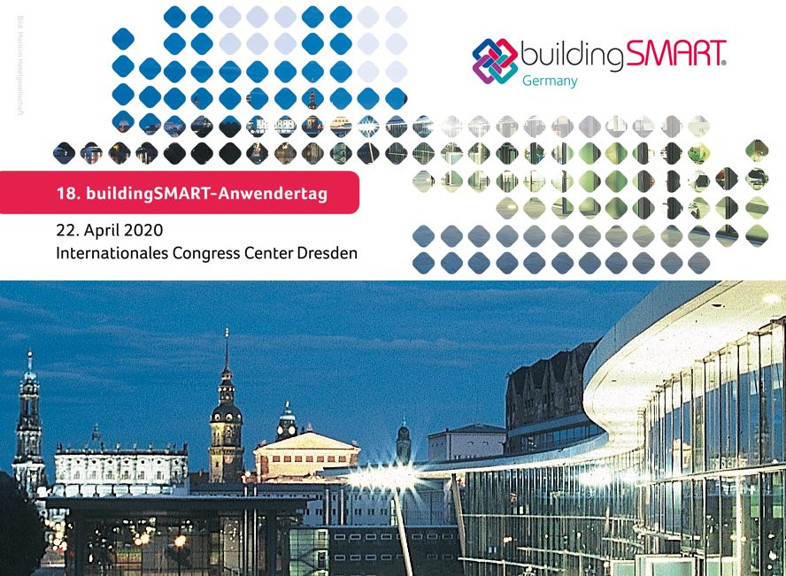 18. buildingSMART-Anwendertag in Dresden zu BIM und Lean Management